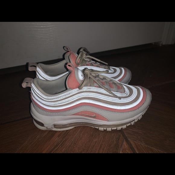 Nike Shoes | Nike Air Max 97 White And